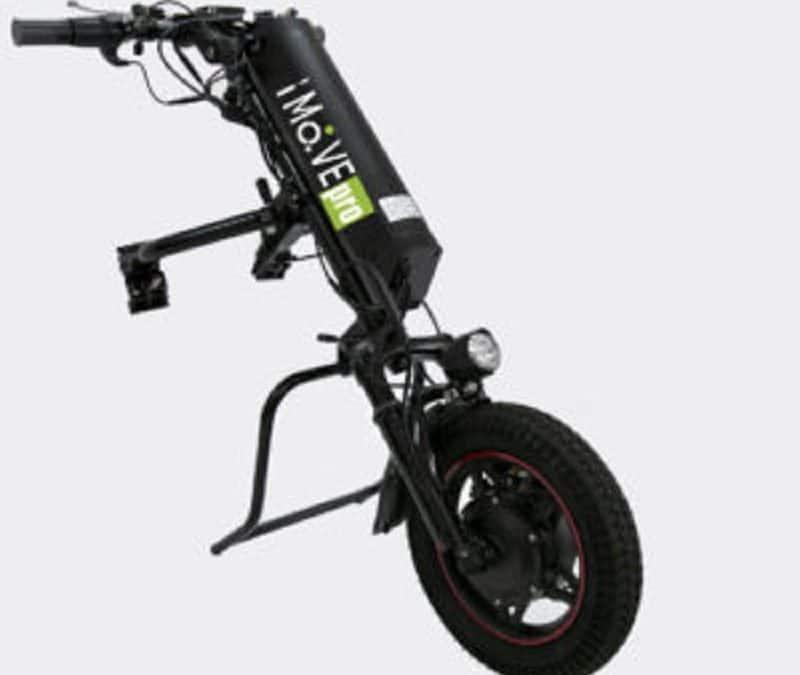 iMOVEpro – napęd elektryczny dowózków inwalidzkich