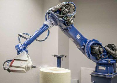 Proces produkcji protez iortez